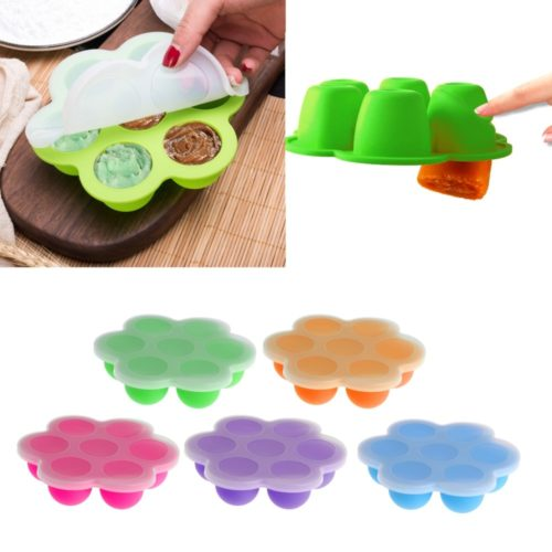 Baby Food Freezer Tray Breast Milk Storage