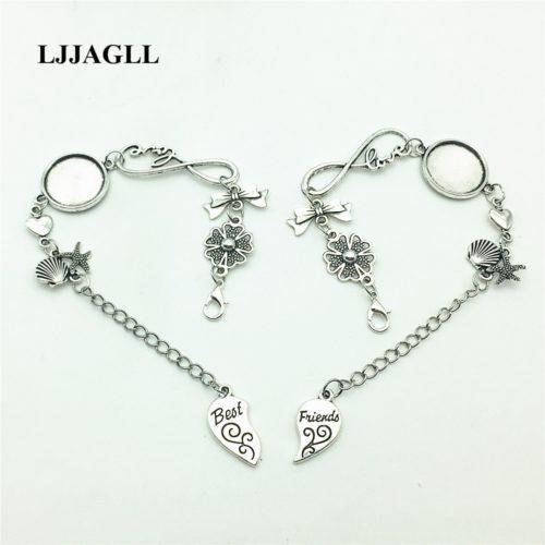 Heart Friendship Bracelets Charm Bracelets