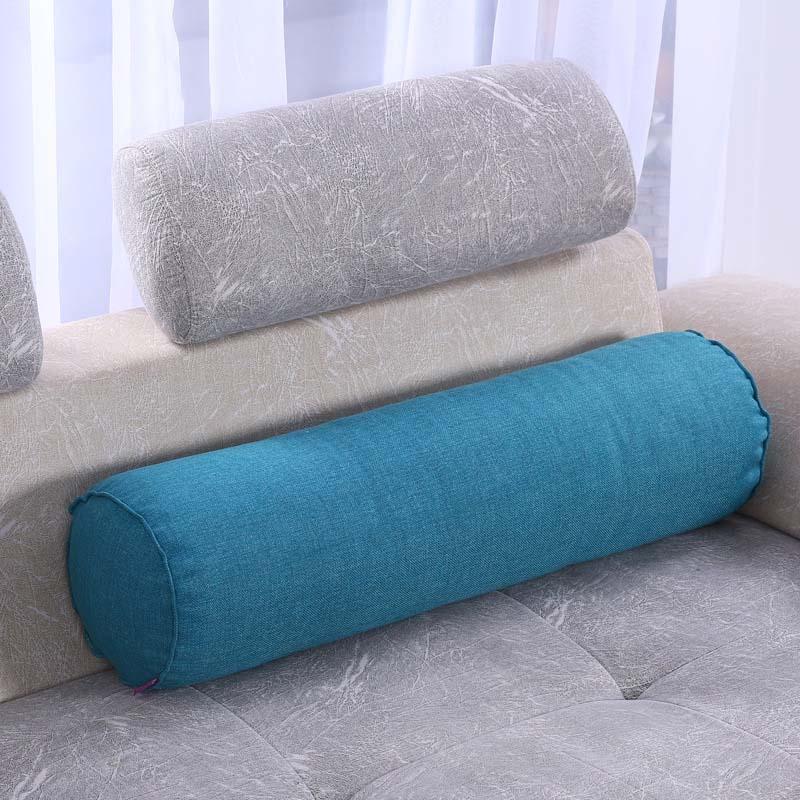 Cylinder Pillow Sleeping Cushion Life