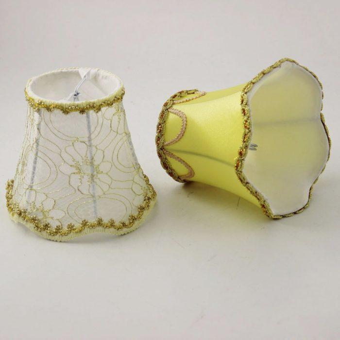 Vintage Lamp Shade Home Decor