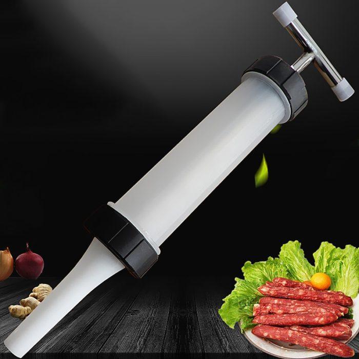 Sausage Filler Manual Kitchen Tool