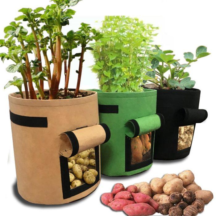 Potato Pot Garden Vegetable Bag