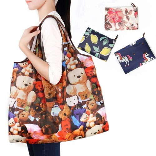 Grocery Tote Bag Reusable Eco Bag