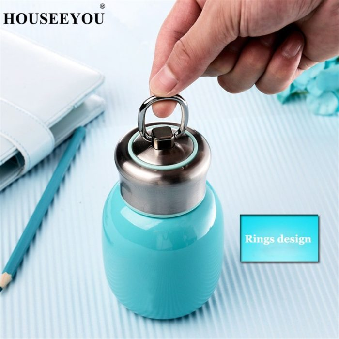 Small Thermos Flask Travel Bottle