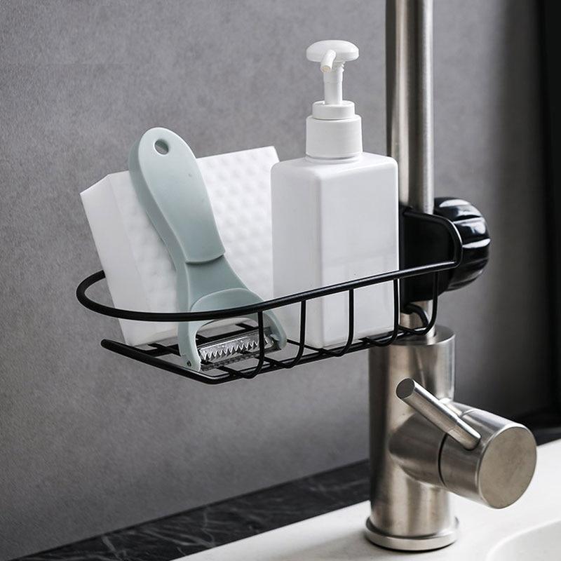 Kitchen Sink Caddy Sponge Holder Life