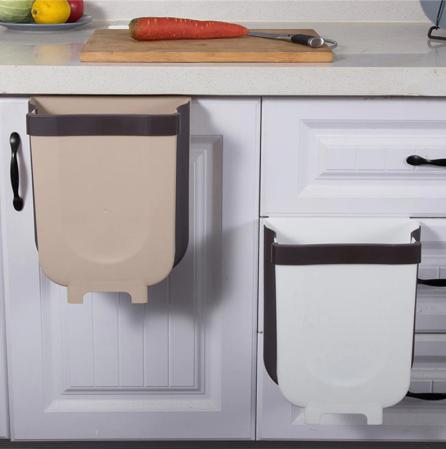 Cupboard Bin Foldable Trash Can