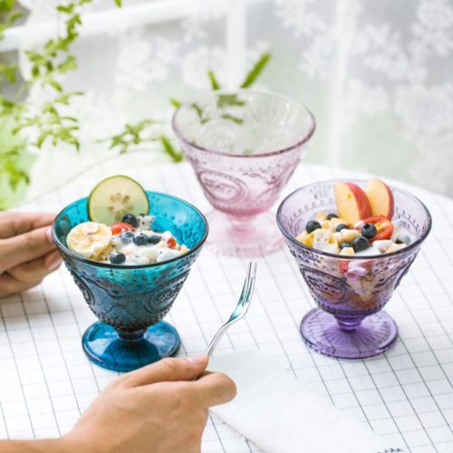 Parfait Glass 350mL Dessert Cup