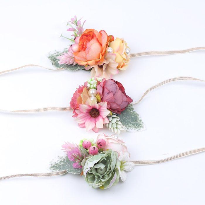 Flower Hair Band Kids Cute Headband