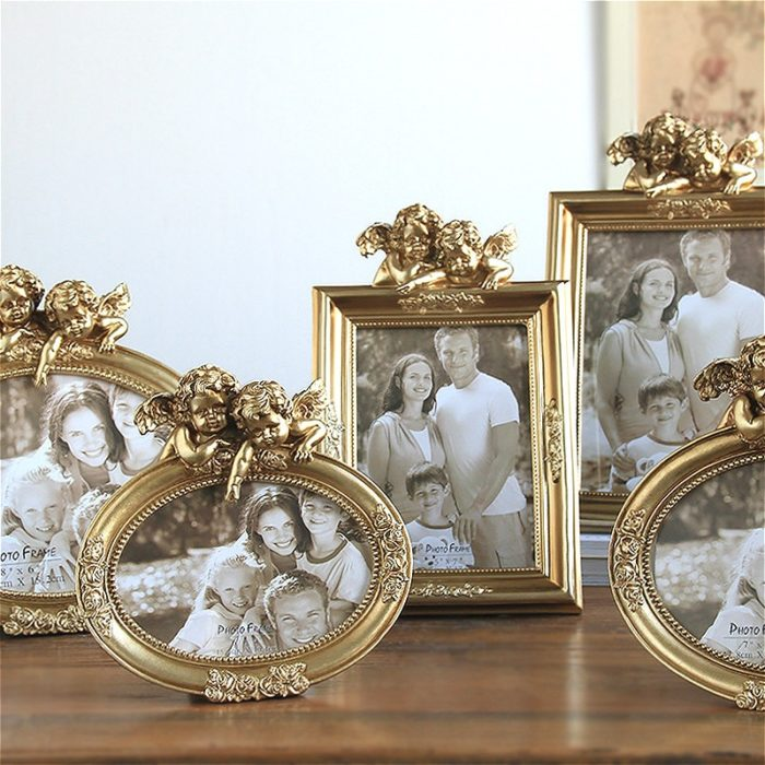 Vintage Picture Frame Photo Holder