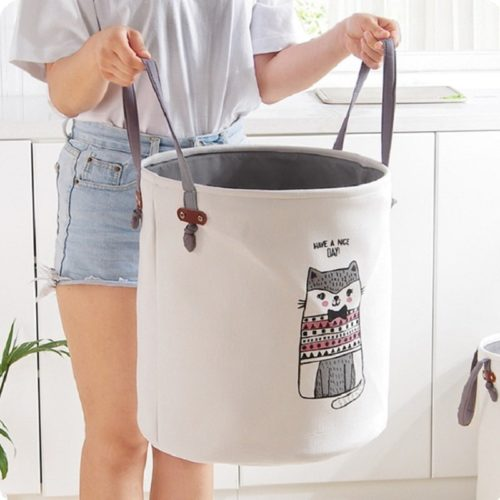 Dirty Clothes Hamper Laundry Basket