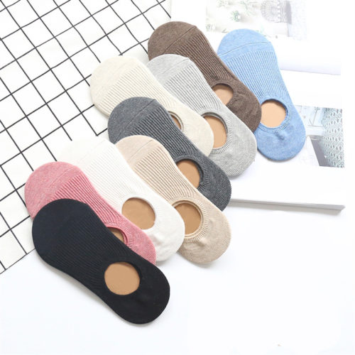 Socks For Women Cotton Fabric 5 Pairs