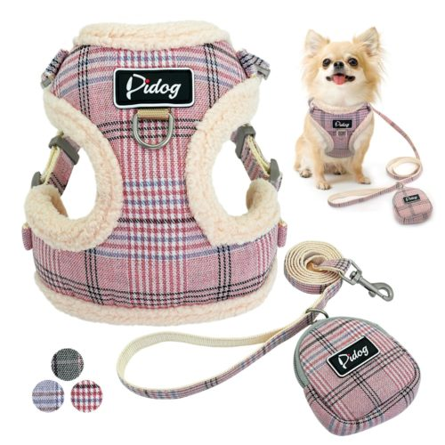 Dog Harness Vest Pet Leash
