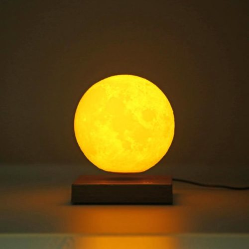 Levitating Moon Lamp LED Night Light