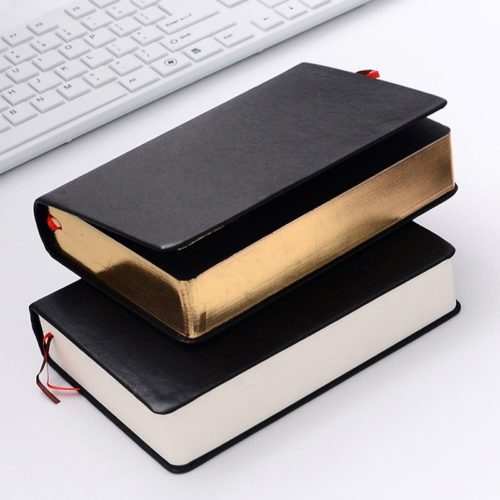 Blank Notebook Thick Writing Notebook