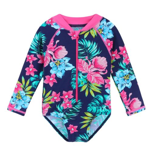 Toddler Girl Swimsuit Kids Swimwear