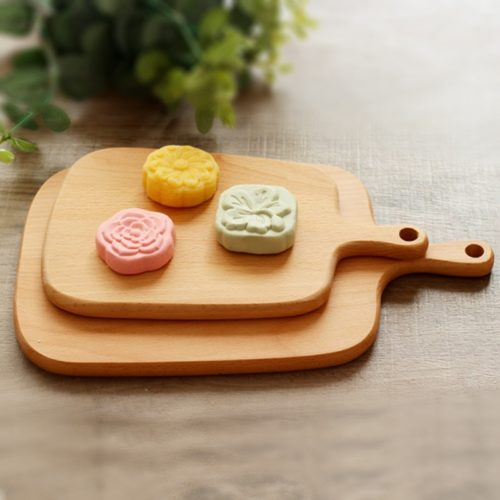 Wood Cutting Board Kitchen Tool Accessory