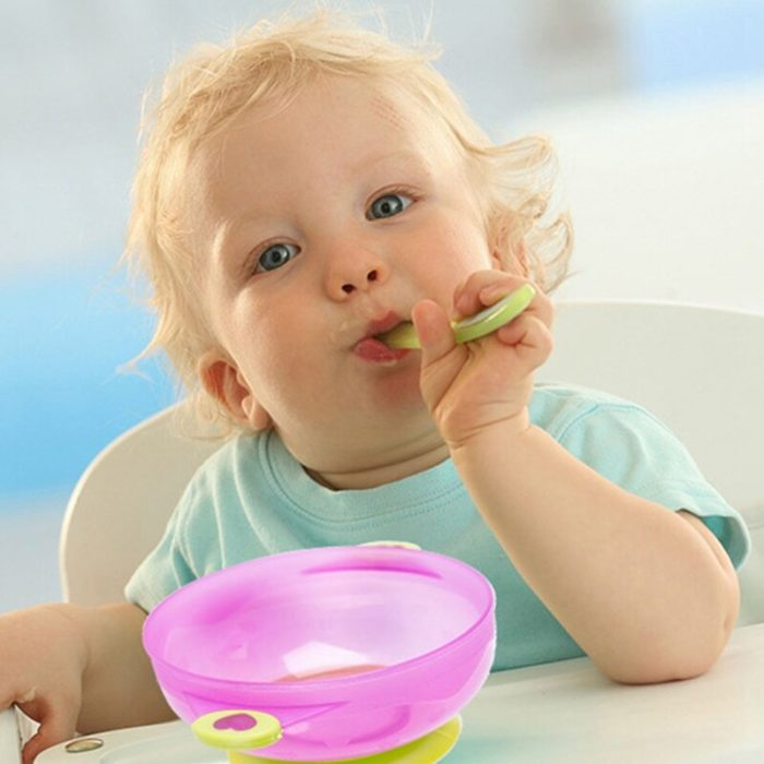 Baby Suction Bowls 3PC Set