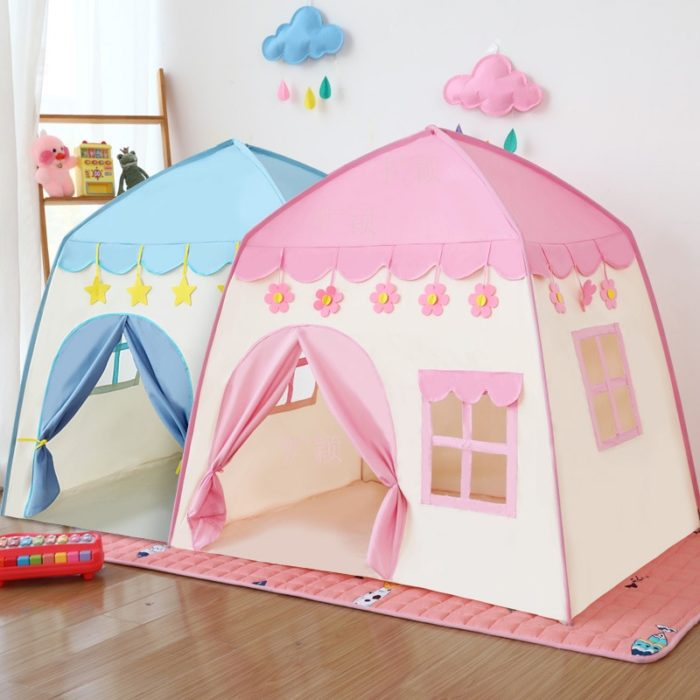 Kid's Indoor Tent Playhouse