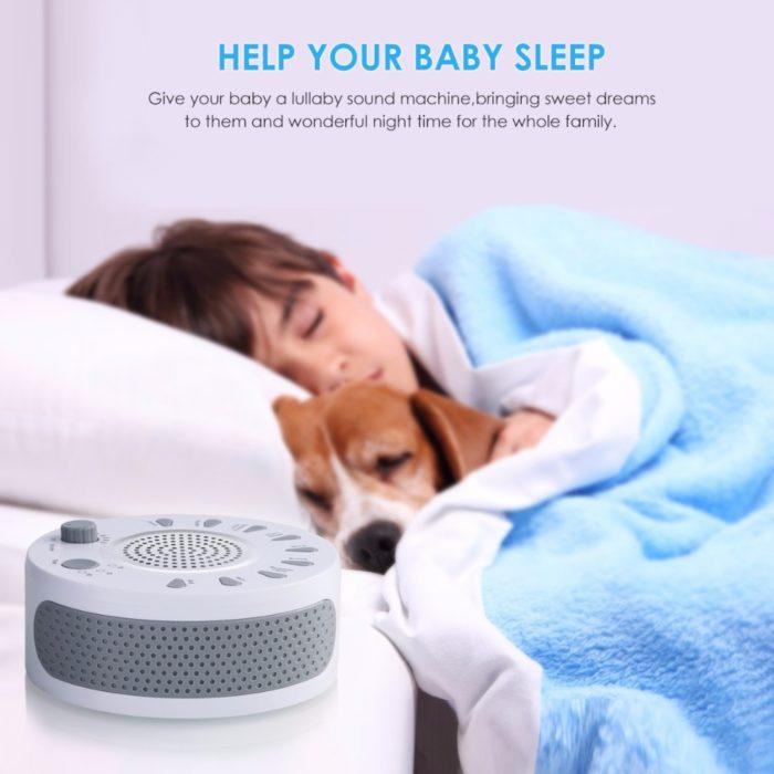 Portable Sleep Sound Machine