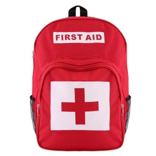 Emergency Backpack First Aid Kit Bag