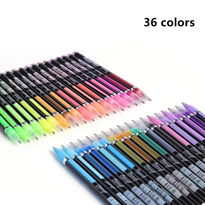 Colorful Pens Gel Pen Set Art Makers
