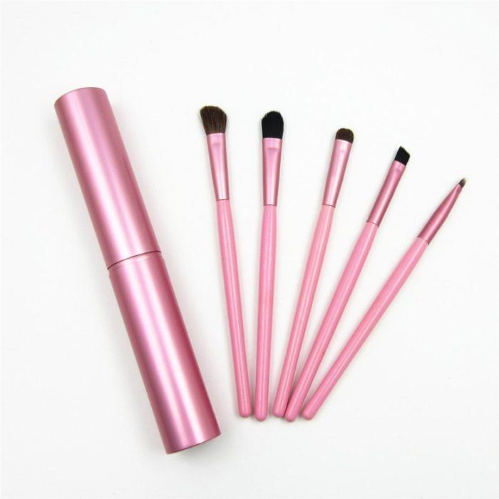Travel Makeup Brushes Eye Brush Set
