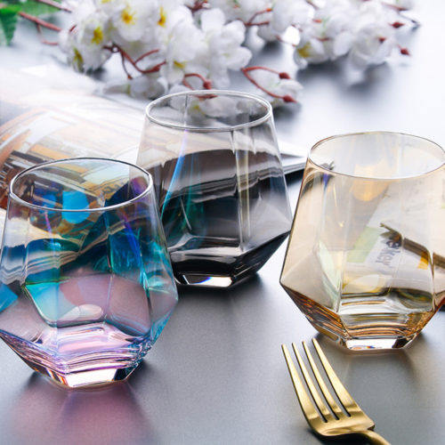 Crystal Whiskey Glass Drinkware