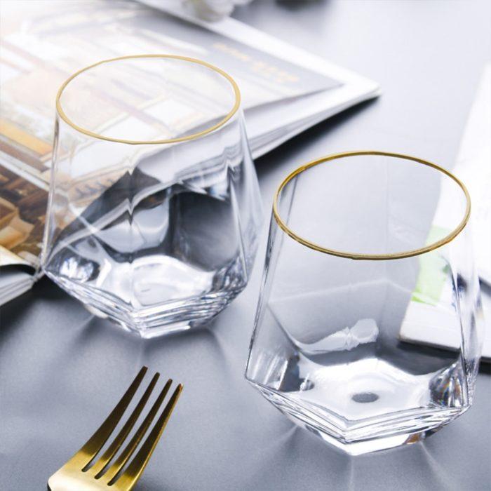 Crystal Whiskey Glass Drinkware