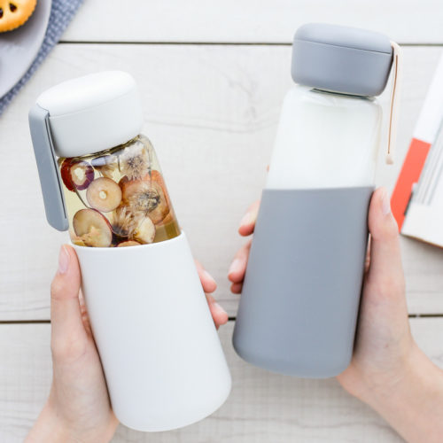 Eco Friendly Water Bottle Glass Container