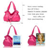 Ladies Leather Handbag Casual Bag