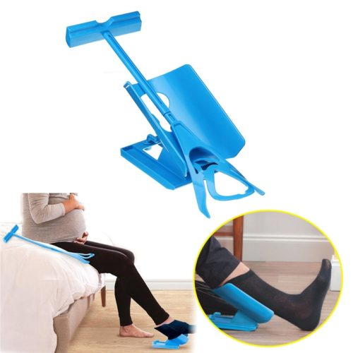 Sock Helper Plastic Ergonomic Tool