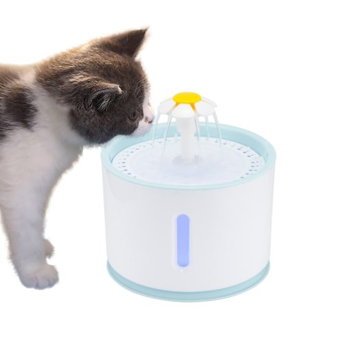 Cat Water Dispenser Drinking Fountain