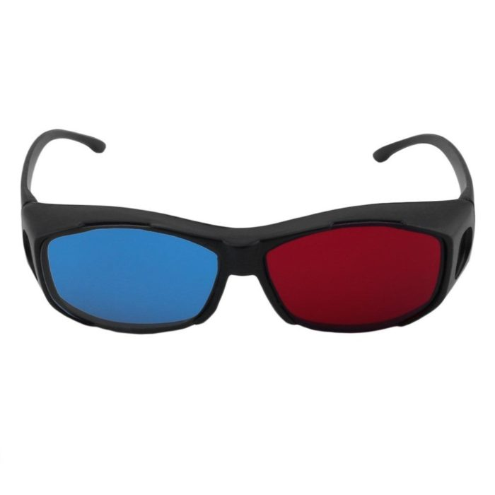 3D Goggles Universal Design