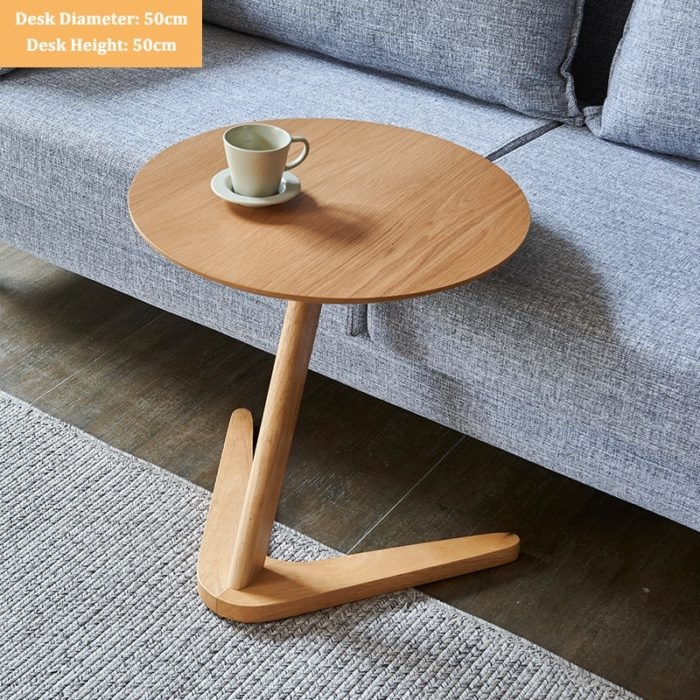 Small Side Table Round Coffee Table