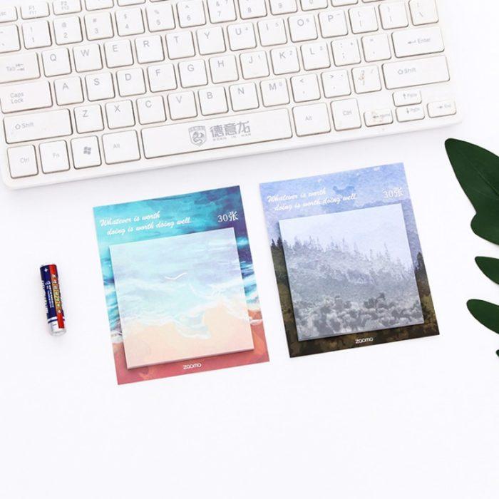 Post Notes Sticky Notepad