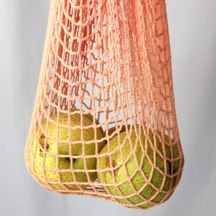 Crochet Market Bag 10PC Set