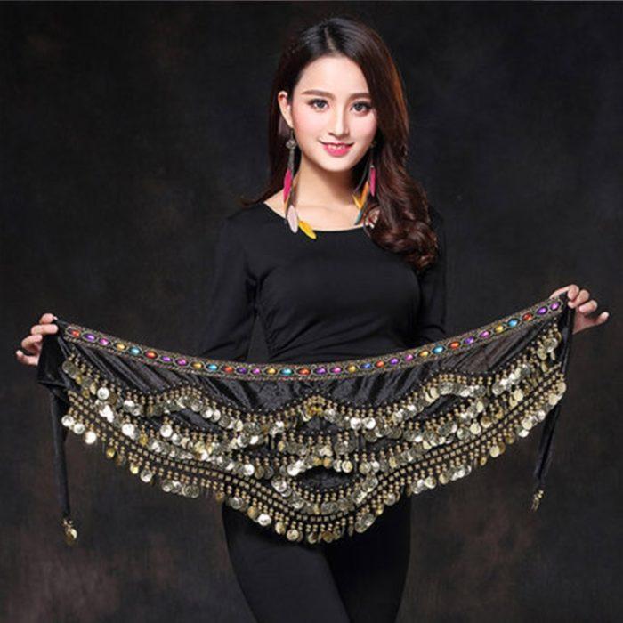 Belly Dance Belt Costume Accessory