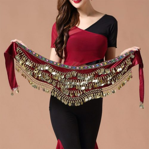 Belly Dance Belt Costume Accessory