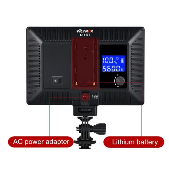 Camera Light DSLR LED Flash