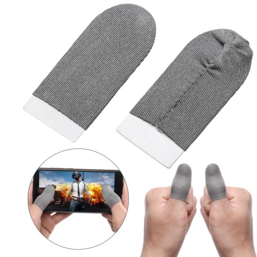 Finger Sleeve Sweat-Resistant Gaming Accessory