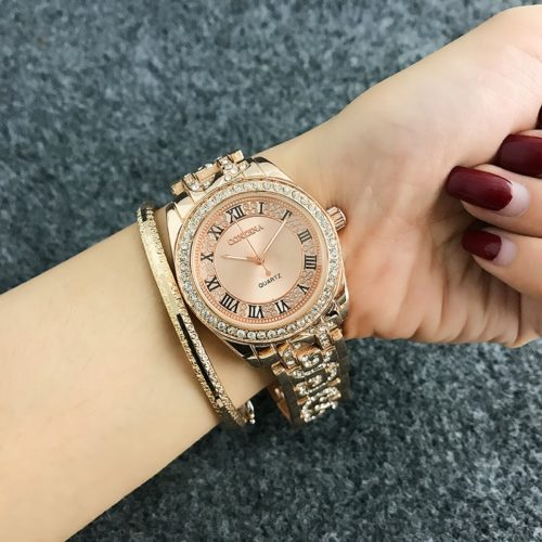 Womens Wrist Watch Stylish Timepiece