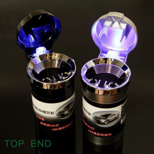 Portable Ashtray Cool LED Ashtray