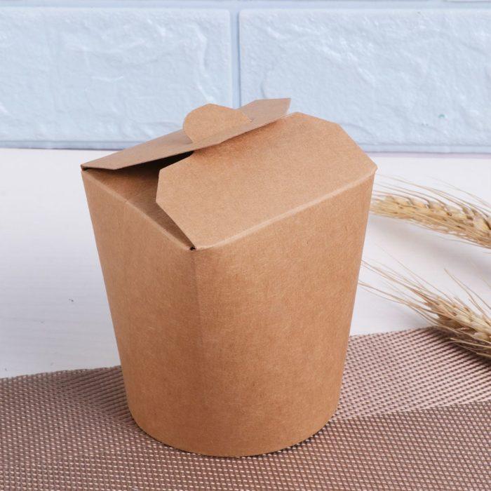 Take Out Boxes Disposable 50PC Set