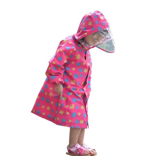 Raincoat For Kids Waterproof Raincoat