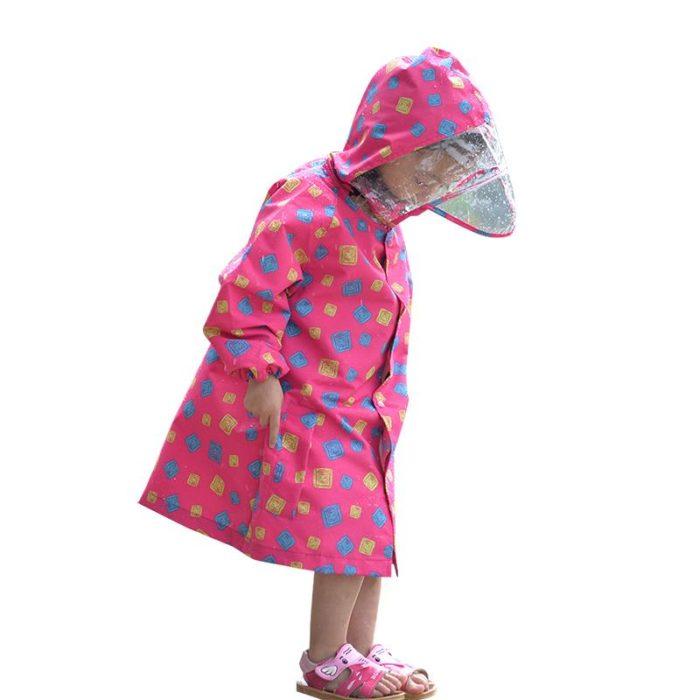 Raincoat For Kids Waterproof Raincoat