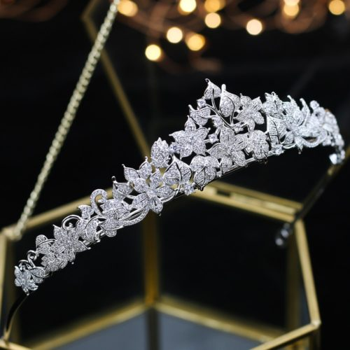 Tiara Headband Elegant Hair Accessory