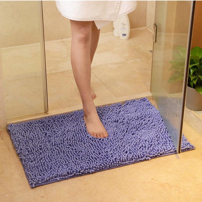 Washable Bath Mat Non-Slip Rug