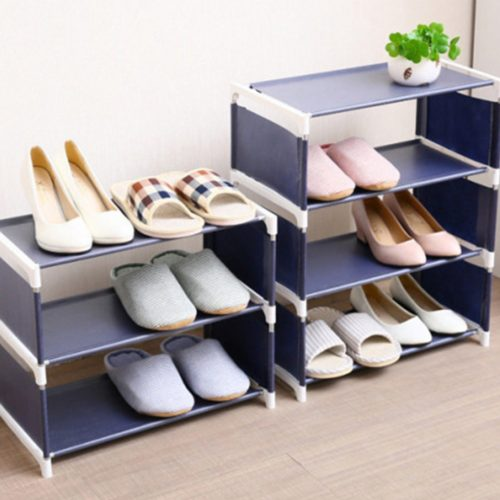 Standing Shoe Rack Storage Organizer