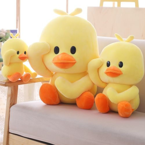 Duck Stuffed Animal Plush Toy