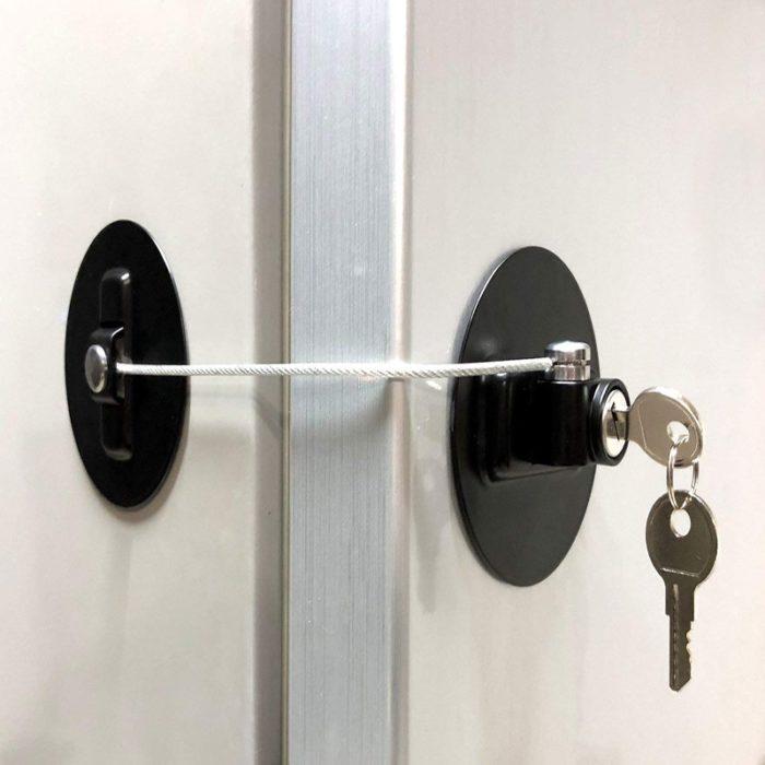 Child Safety Window Lock Stopper